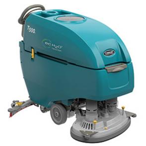坦能 T500e 手推式洗,山东洗地机厂家,山东扫地机厂家
